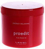 LEBEL Крем для волос / PROEDIT HAIRSKIN ENERGY RELAXING 360гр 3792лп