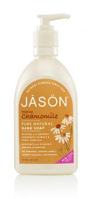 "JĀSÖN Pure Natural Hand Soap Relaxing Chamomile Жидкое мыло для рук ""Ромашка"" (473 ml) J02007"