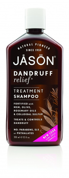 JĀSÖN Dandruff Relief Treatment Shampoo Шампунь против перхоти (355 ml) J10030