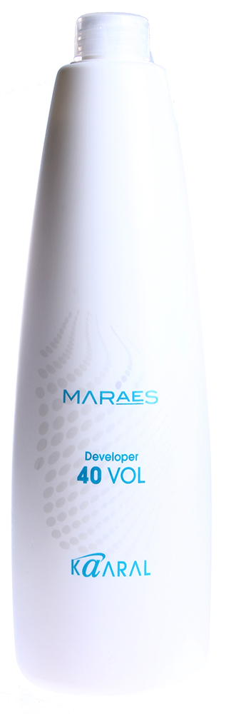 Kaaral Maraes Developer 40 Volume Эмульсия окисляющая 12% 1000 ml DM40VOL