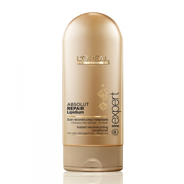 L'Oreal Professionnel Absolut Repair Lipidium Instant Reconstructing Conditioner Уход смываемый для очень повреждённых волос (150 ml) E1004501