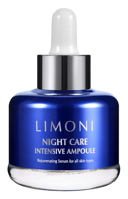 Limoni Night Care Intensive Ampoule Сыворотка для лица ночная восстанавливающая (30 ml) 97946/816510