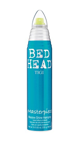 TIGI BED HEAD Styling Masterpiece Massive Shine Hairspray Лак для блеска и фиксации волос (300 ml) 65414755