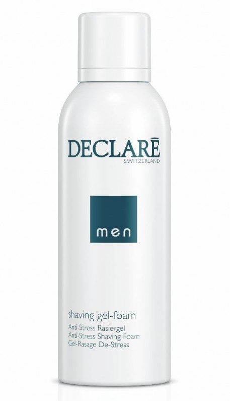 "Declaré Men Shaving Gel-Foam Anti-Stress Пенка-гель для бритья ""Антиcтресс"" (150 ml) 587"