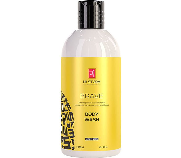 Mi Story Brave Body Wash Гель для душа (300 ml) NL.MS.4.AR