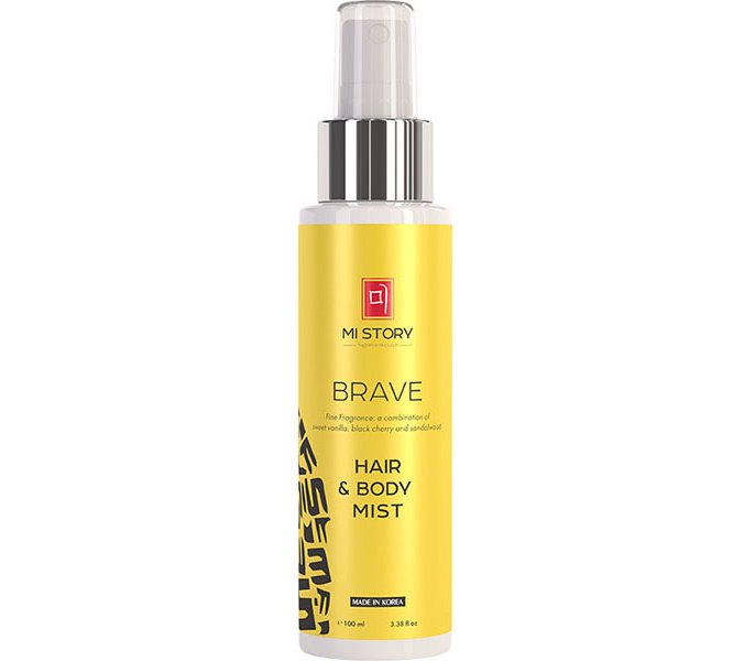 Mi Story Brave Hair & Body Mist Спрей для волос и тела (100 ml) NL.MS.5.AR