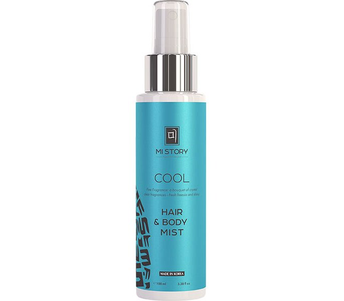 Mi Story Cool Hair & Body Mist Спрей для волос и тела (100 ml) NL.MS.5.AK