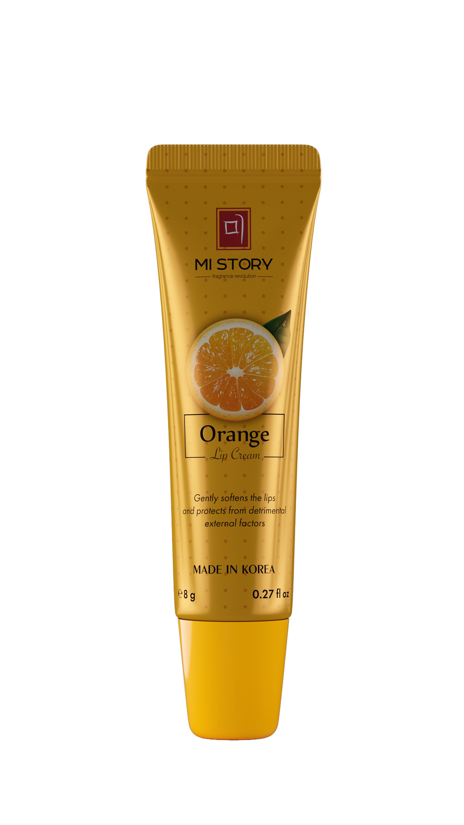 Mi Story Orange Lip Cream Крем для губ (8 g) NL.MS.17.O