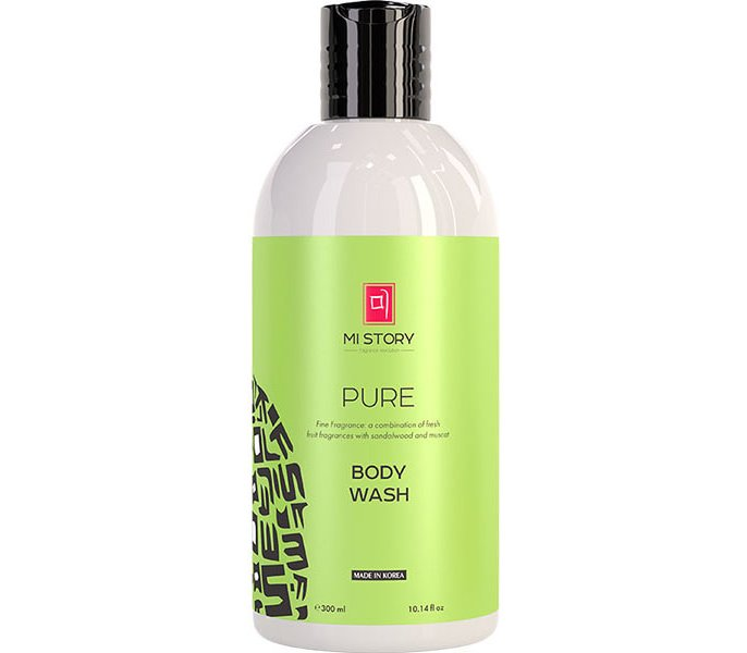 Mi Story Pure Body Wash Гель для душа (300 ml) NL.MS.4.BL