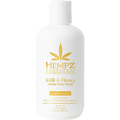 "HEMPZ Гель для душа ""Молоко и мёд"" / Milk & Honey Herbal Body Wash 237мл 110-2352-03"