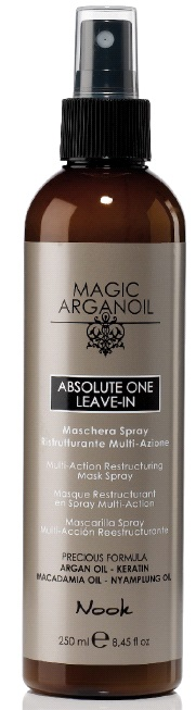 "Nook Magic Arganoil Absolute One Leave-In Spray Маска-спрей концентрированная восстанавливающая ""Магия Арганы"" (250 ml) 534-1"