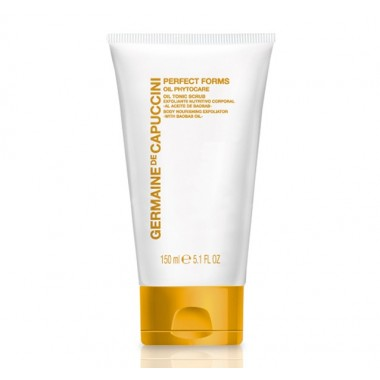 Germaine de Capuccini PERFECT FORMS Скраб из шелухи семечек баобаба (OIL PHYTOCARE TONIC SCRUB 150 ml). 81202