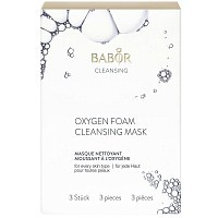 BABOR. Маска кислородная для лица / Oxygen Foam Cleansing Mask 3 шт. 4.119.29