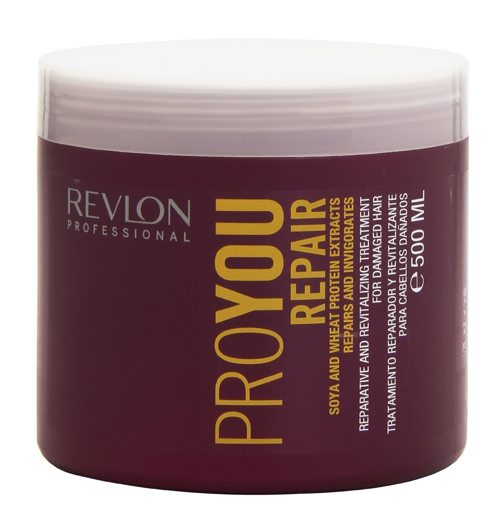 REVLON Professional PROYOU Repair Treatment For Damaged Hair Маска восстанавливающая (500 ml) 7237814000