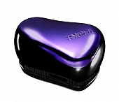 Расческа фиолетовая / Tangle Teezer Compact Styler Purple Dazzle 370114