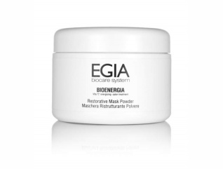EGIA. Пудра для обновляющей маски «ВИТА С» Restorative Mask Powder 120гр. FPS-10
