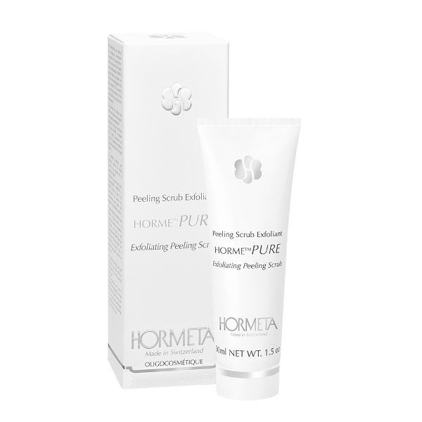 Hormeta. Scrub peeling with exfoliating micro-billes / Скраб-пилинг с микрочастицами 50 мл. 28020