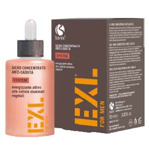 Barex EXL For Men Concentrated Serum for Thinning Hair - Сыворотка-концентрат против выпадения волос 050020R 50 мл