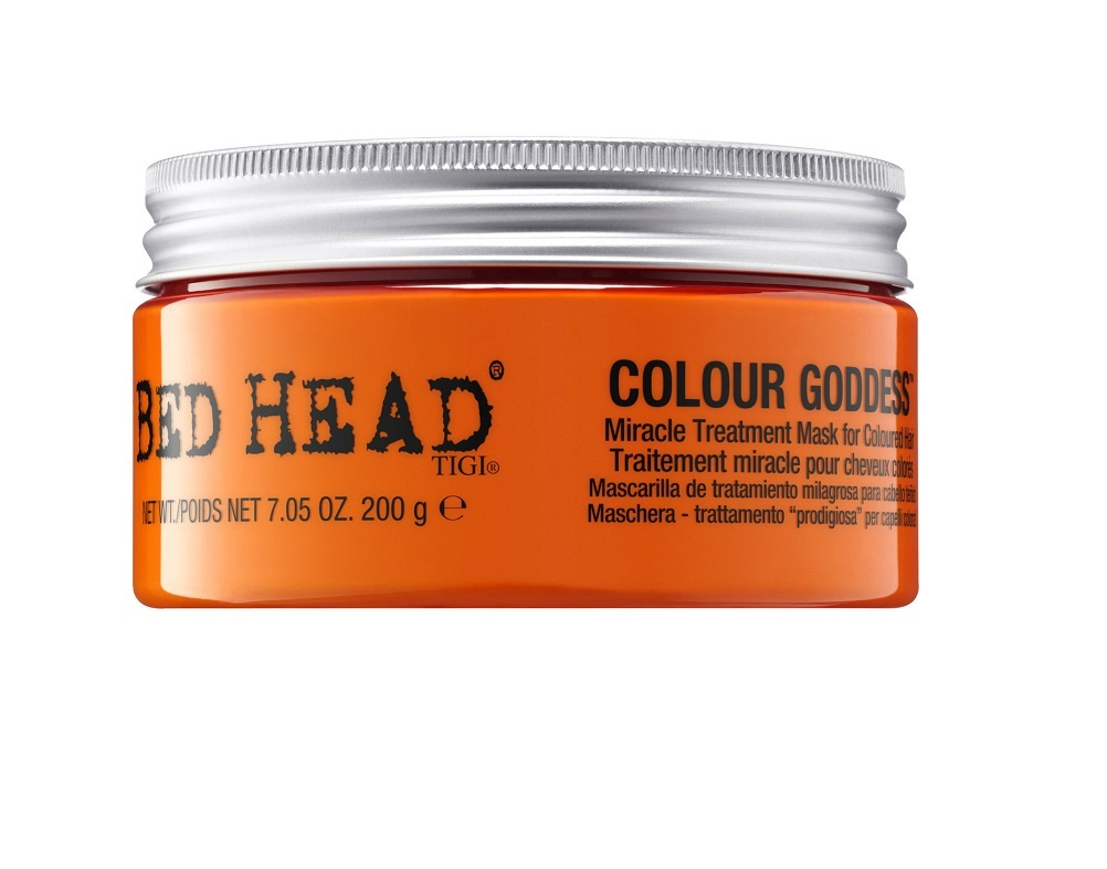 TIGI BED HEAD Colour Goddess Miracle Treatment Mask For Coloured Hair Маска для окрашенных волос (200 ml) 21153254