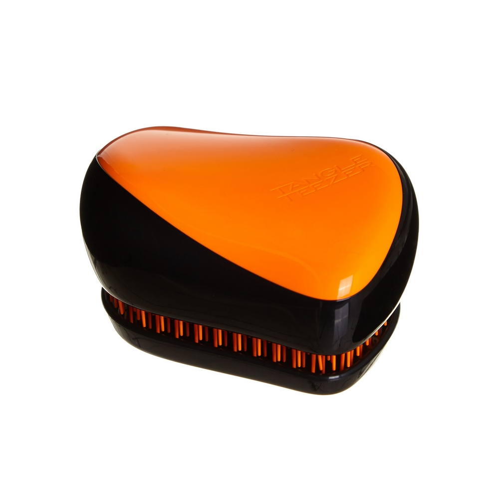 Расческа оранжевая / Tangle Teezer Compact Styler Orange Flare 370190