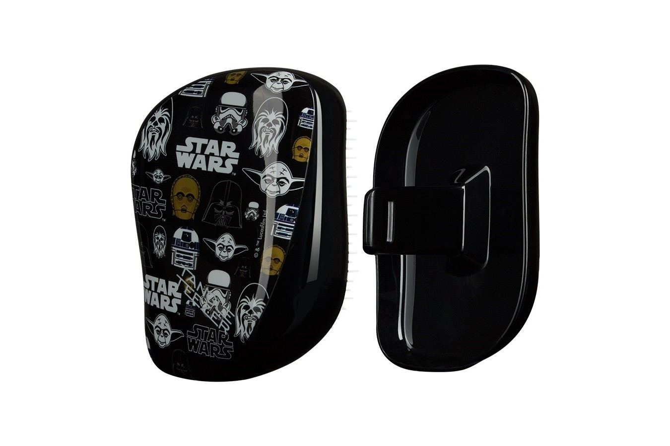 "Расческа ""Звёздные войны"" / Tangle Teezer Compact Styler Star Wars Multiprint 370794"
