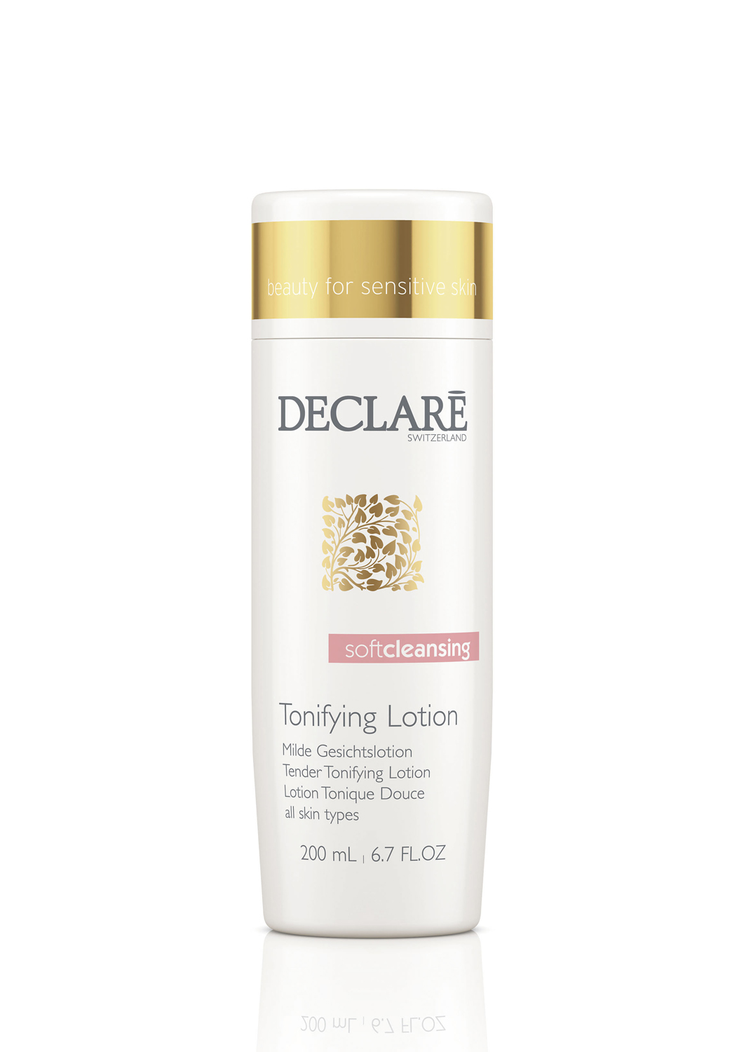 Declaré Soft Cleansing Tender Tonifying Lotion Мягкий очищающий тоник (200 ml) 516