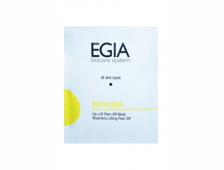 EGIA. Лифтинг-маска с аргирелином Up-Lift peel-off mask 30гр. FPS-67