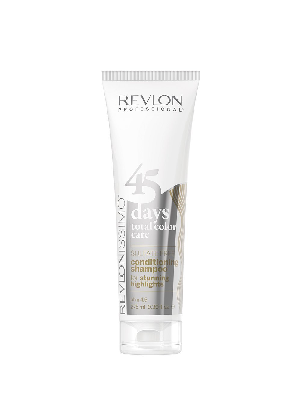 REVLON Professional Revlonissimo Conditioning Shampoo For Stunning Highlights Шампунь-кондиционер для мелированных волос (275 ml) 7222309000