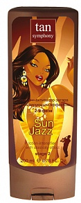 Tan Symphony Sun Jazz Lotion Stage 2 Бальзам сан джаз 2 фаза (200 ml) 2710103
