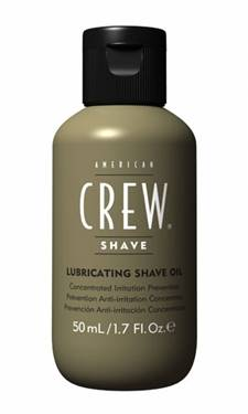 American Crew Lubricating Shave Oil Масло для бритья (50 ml) 7209148000/7222179000