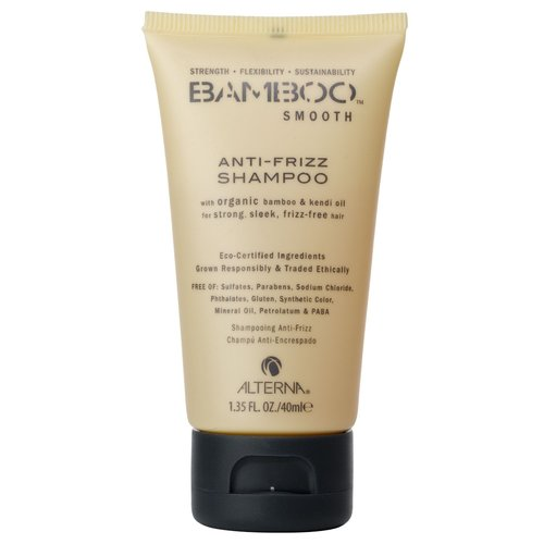 Alterna Bamboo Smooth Anti-Frizz Shampoo Полирующий шампунь (40 ml)
