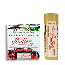 "Aroma Naturals Cherry Vanilla Therapeutic Lip Care Бальзам для губ ""Вишня и ваниль"" (4 g) AR92222 - Nourishing & Replenishing"