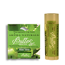 "Aroma Naturals Aloe Vera Therapeutic Lip Care Бальзам для губ ""Алоэ Вера"" (4 g) AR92232 - Tender Care"