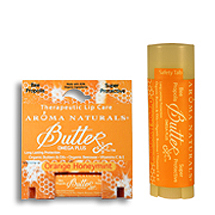 "Aroma Naturals Orange Honeymint Therapeutic Lip Care Бальзам для губ ""Медовый апельсин"" (14 g) AR92262 - Super Protective"