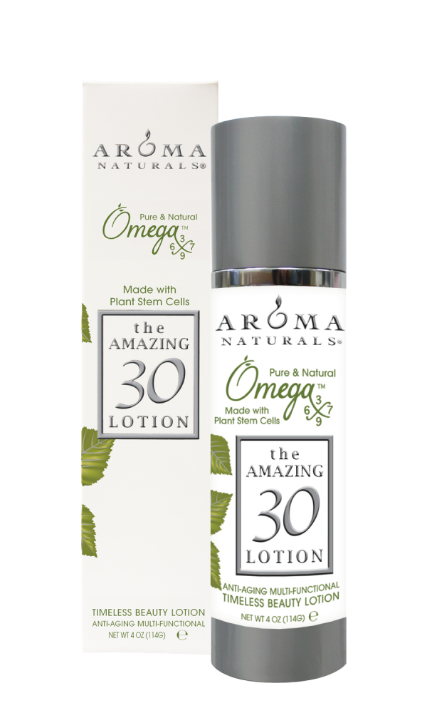 Aroma Naturals The Amazing 30 Omega-x Lotion Лосьон Amazing 30 (114 g) AR95318