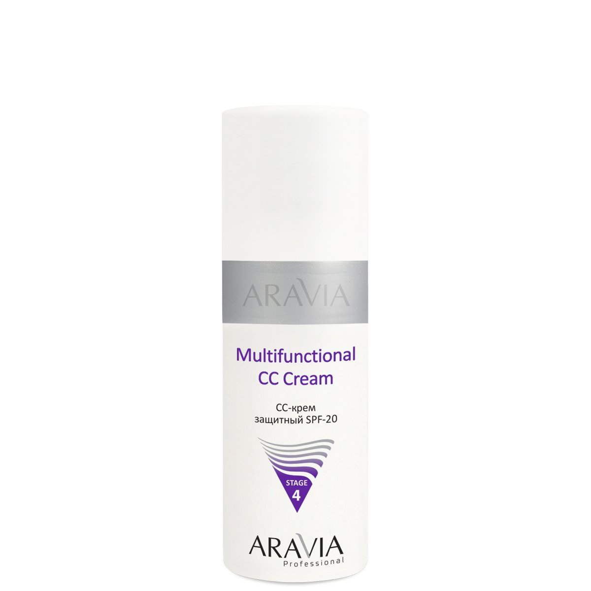 Aravia Multifunctional CC Cream CC-крем защитный SPF-20 (150 ml) 6105