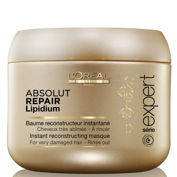 L'Oreal Professionnel Absolut Repair Lipidium Instant Reconstructing Masque Маска для очень повреждённых волос (300 ml) E2219701