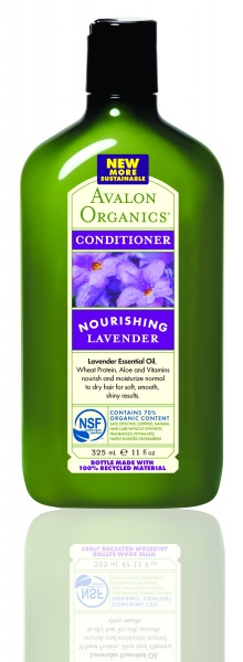 Avalon Organics LAVENDER Nourishing Conditioner Кондиционер с маслом лаванды (325 ml) AV35150