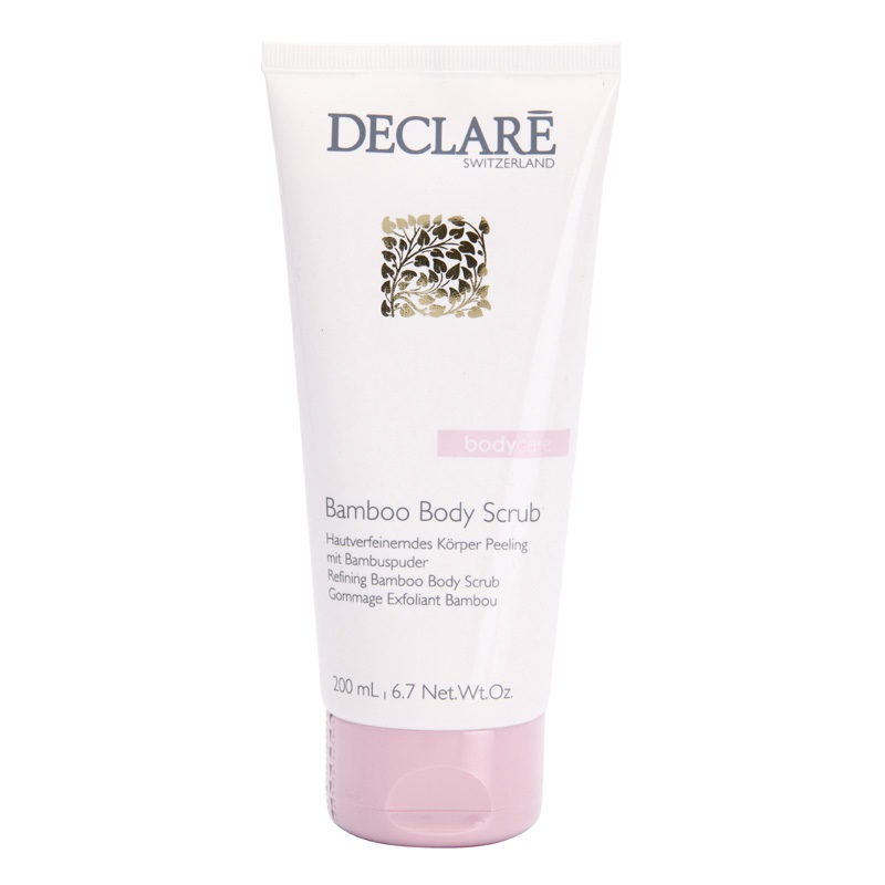 Declaré Body Care Bamboo Body Scrub Скраб для тела с бамбуковой пудрой (200 ml) 715