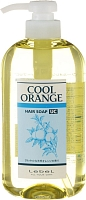 LEBEL Шампунь для волос / COOL ORANGE Hair Soap Ultra Cool 600мл 3693лп