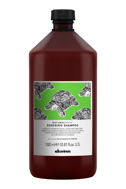 Davines Natural Tech Renewing Shampoo Обновляющий шампунь (1000 ml) 71244