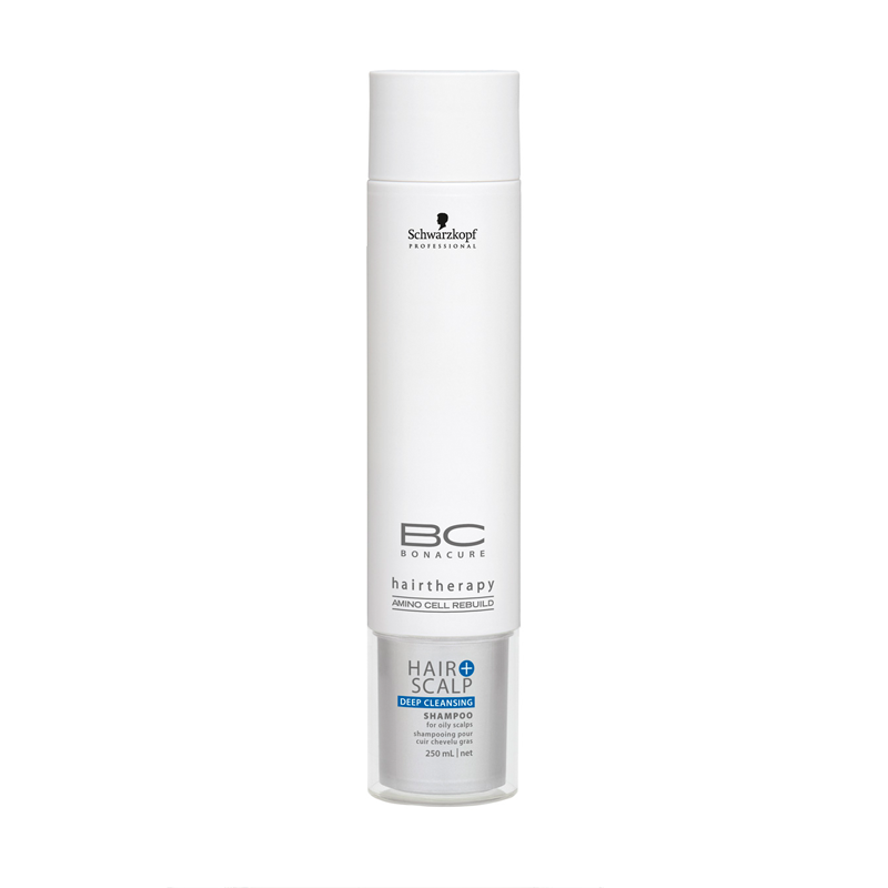Schwarzkopf Professional BC Bonacure Hair And Scalp Deep Cleansing Shampoo Шампунь для глубокого очищения (250 ml) 1451533
