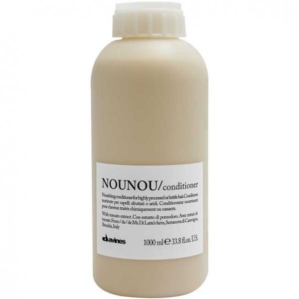 DAVINES NOUNOU/conditioner - Питательный кондиционер, облегчающий расчесывание волос 1000мл. 75005