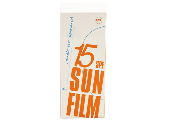 Juliette Armand Sun Film Face Cream SPF 15 Крем солнцезащитный SPF 15 (55 ml) 317103166