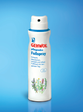 "Fußspray Дезодорант для ног ""Sensitive"" (150 ml) 1*23508"