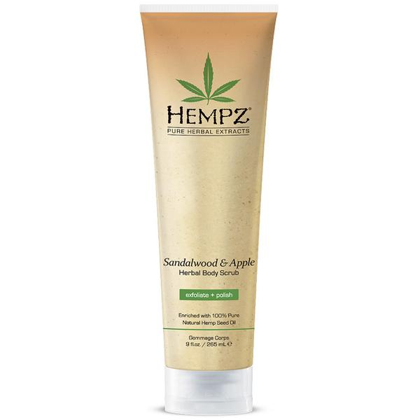 "HEMPZ Скраб для тела ""Сандал и яблоко"" / Body Scrub Sandalwood & Apple 385мл 440-3637-97"