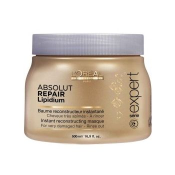 L'Oreal Professionnel Absolut Repair Lipidium Instant Reconstructing Masque Маска для очень повреждённых волос (500 ml) E1004400