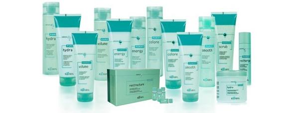 Purify - SPA-комплекс для ухода за волосами