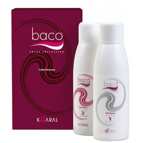 Kaaral Baco Color Collection Color Remove Деколорант (2 x 100 ml) 1071