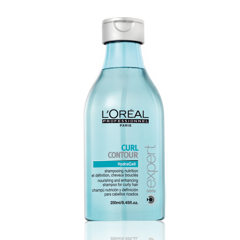 L'Oreal Professionnel Curl Contour Nourishing And Enhancing Shampoo For Curly Hair Шампунь для вьющихся волос (250 ml) E0233801